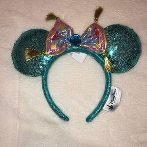 Disney Parks Aladdin Jasmine Minnie Mouse Ears
